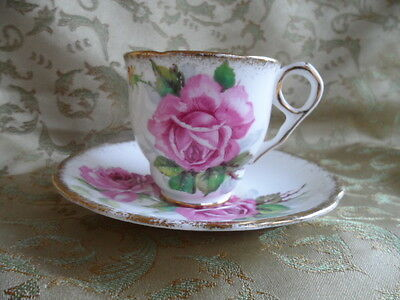 Royal Stafford Berkley Rose Dematisse Cup and Saucer