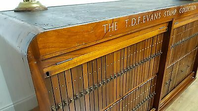 1920s Antique Drawer Cabinet Collectors, So Gorgeous Display Art/Photos