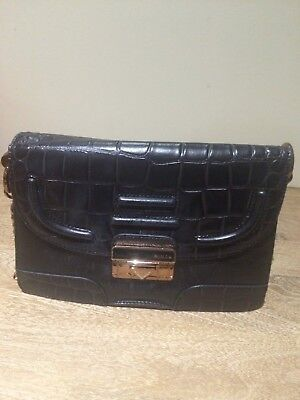 Mimco Shoulder Bag Black