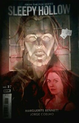 "Comic book ""Sleepy hollow"" no.2 of 4"