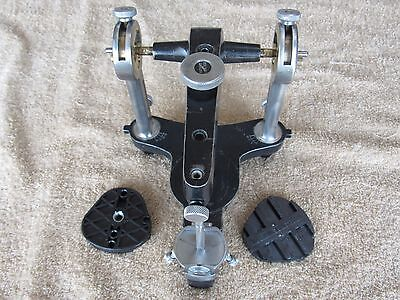 Overstock Sale Hanau 96  H2  Black Teflon Coated  Semi-Adjustable  Articulator