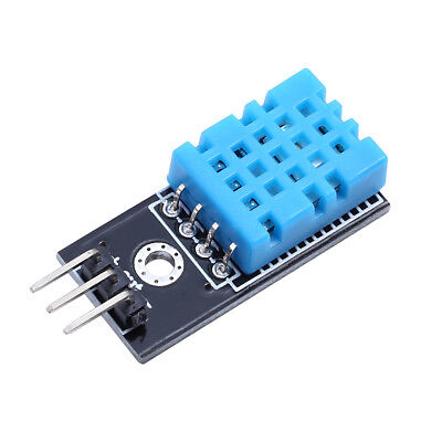 Arduino DHT11 Temperature and Relative Humidity Sensor Module+USB Cable