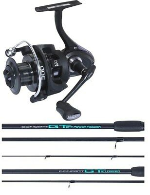 Mitchell 300 & Leeda Concept GT Rod Offer Waggler/Feeder Combo