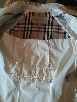 trench burberry bambina 12 anni 152 cm trench burberry