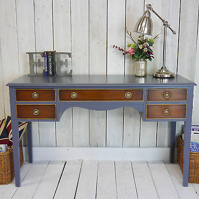 Elegant Antique Style Desk, Bevan Funell, Dressing Table, Country House