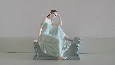 """Royal Doulton  """"TRANQUILITY""""  PRETTY LADIES in superb condition"""