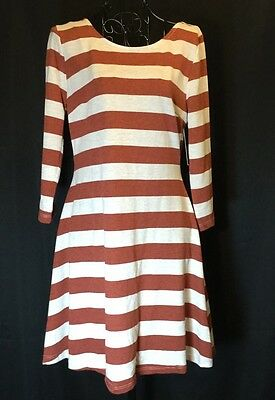 ad82d4ea1813e Hayden Los Angeles NWT Women's Anthropologie Dress Sz Small 3/4 Sleeve Midi