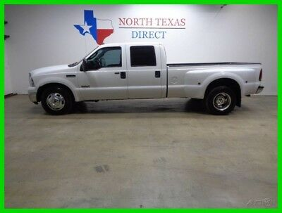 2006 Ford F-350 XLT 6 Speed Manual Texas Owned 2006 XLT 6 Speed Manual Texas Owned Used Turbo 6L V8 32V Manual Rear Wheel Drive