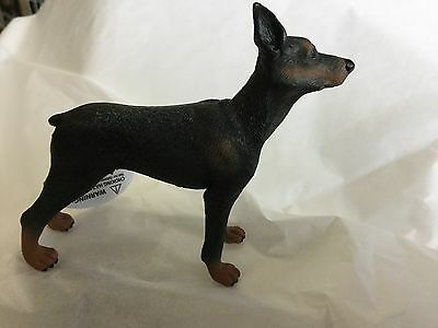 Breyer Newest Collectable Horse Corral Pals Doberman Pincher