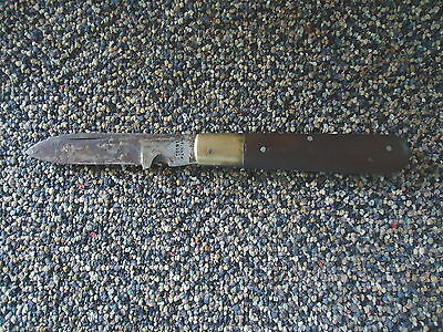 "Vintage Made In Pakistan Single Blade Folding Pocket Knife "" GREAT COLLECTIBLE K"