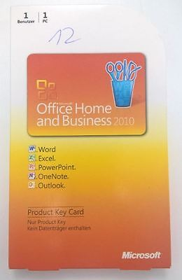 microsoft office 2010 home and business deutsch. Black Bedroom Furniture Sets. Home Design Ideas