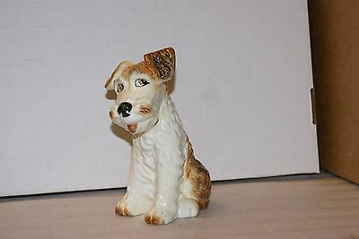 Sylvac Porcelain Terrier Dog 8 1/4in No 1379 RARE