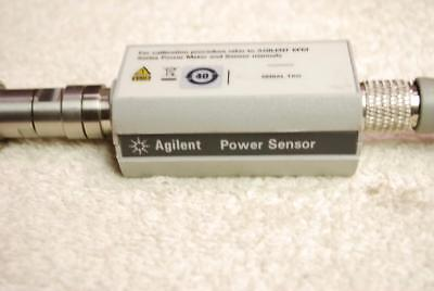 HP / Agilent E4412A 10 MHz to 18 GHz Wide Dynamic Range Power Sensor E-Series