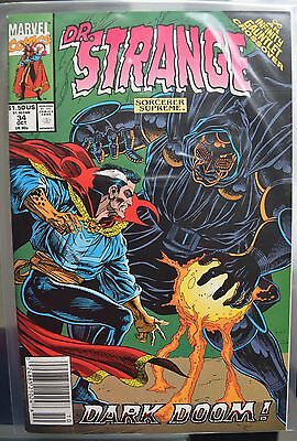 Doctor Strange #34, 35, 36. vol 3 Infinity Gauntlet Crossovers. Great Condition.