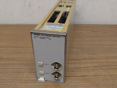 Tektronix 11A52 Vertical Amplifier Plug-In