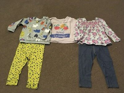12-18 Months Girls Bundle