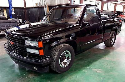 1990 Chevrolet Silverado 1500 454SS 95k miles 1990 Chevrolet 454ss Silverado Low miles Great Buy must See