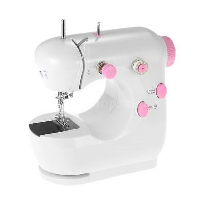Electric Household Sewing Machine Double Speed Foot Pedal LED Light Top B7U4