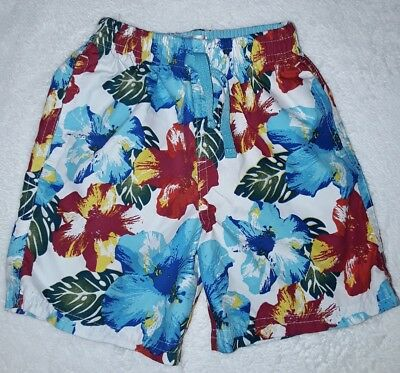 Boys Blue Multi Shorts Age 18/24 months