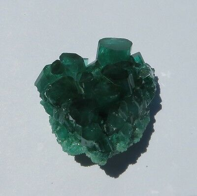 Chatham Emerald Crystal Cluster - 91.83 cts!