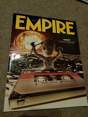 Empire magazine May 2017 Guardians of the Galaxy subscriber cover