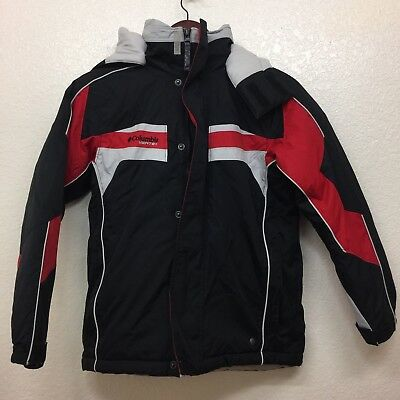 Columbia Vertex Waterproof Ski Jacket Youth Size 10 /12