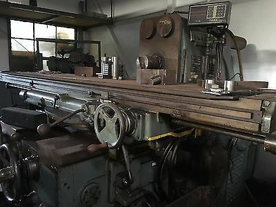 Kearney & Trecker Tf-20 Horizontal Milling Machine