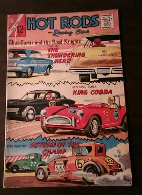 Hot Rods and Racing Cars 74 1967