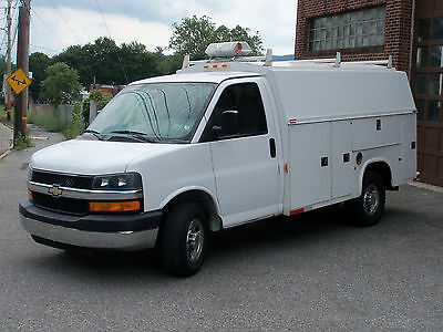 2005 Commercial Utility truck