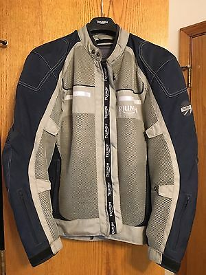 Triumph Motorcycle Jacket Mesh Flow-Through with Liner Size 46/56