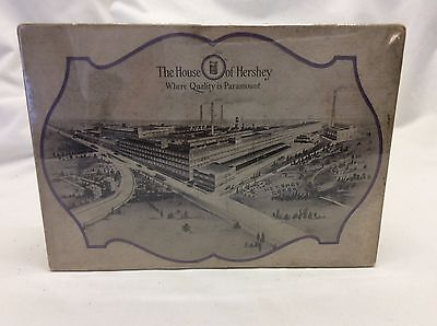 """Vintage The House Of Hershey """" Where Quality Is Paramount Almond Chocolate No.20"""