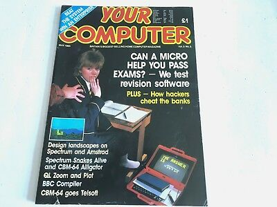 ***Your Computer Magazine May 1985***