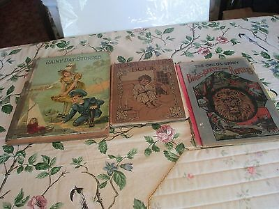 Show With Antique Dolls very Old Books