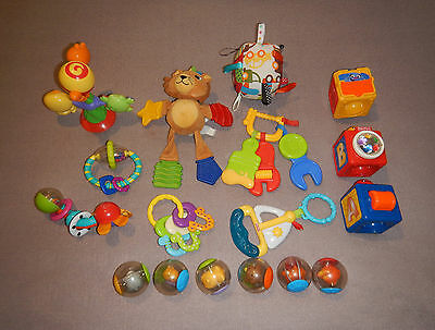 Bulk Lot Of Baby Toys - Mostly Fisher Price