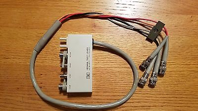 HP / Agilent 16048A : Test Lead with BNC