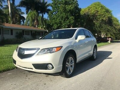 2013 Acura RDX AWD 4x4 Technology Package OH yes! $40K+ MSRP TECH PKG 4WD - 28K Miles STUNNING SUV Q5 X3 CR-V ROGUE 14 15