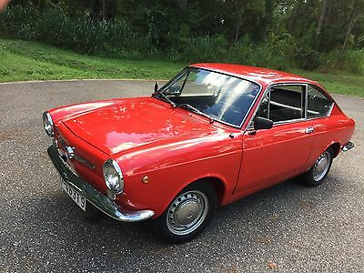 1967 Fiat 850 Coupe
