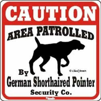 German Shorthaired Pointer Sign New