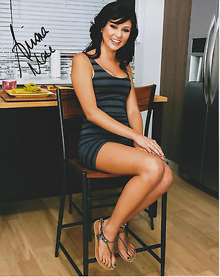 ARIANA MARIE Adult Video Star SIGNED 8X10 Photo i