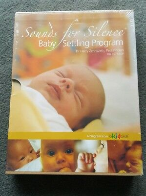 Baby settling Program with soundtrack and guidebook, dr Harry Zehnwirth