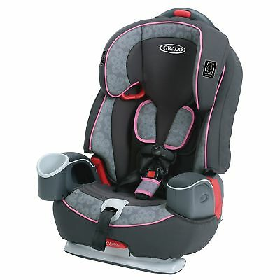 Graco Nautilus 65 3-in-1 Harness Booster Car Seat Sylvia