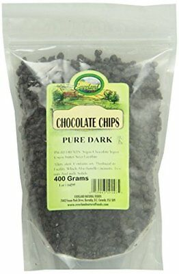 Everland Dark Chocolate Chips 400gm