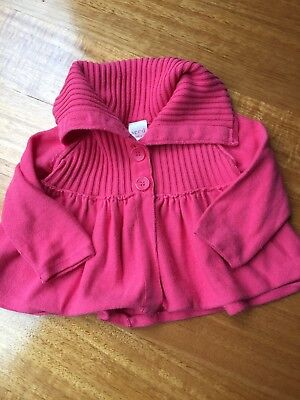 Seed Cardigan Size 6-12 Months