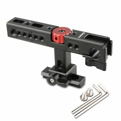 US Stock CAMVATE Nato Top Handle Kit with 15mm Rod Clamp Mounts for Camera Cage