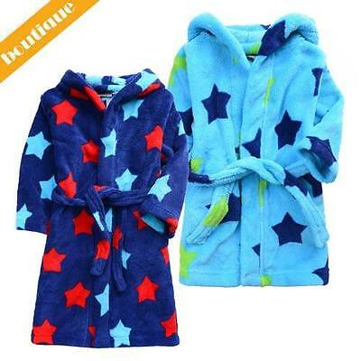 B aby Boys Dressing Gown Size 0