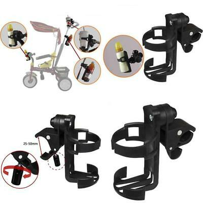 Shelf 360 ° Rotation Carriage Bicycle Quick Remove Baby Stroller Bottle Stand