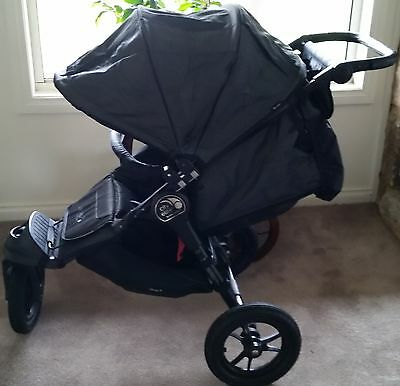 Baby Jogger Aus 2015 Charcoal City Elite  = as new