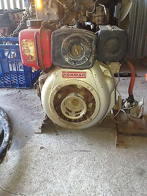 Industrial engine Yanmar Diesel
