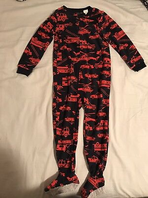 Carters Boys Fleece Pyjamas (with Feet) - Brand New (with Tags) - Size 5T