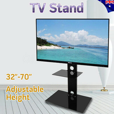 Universal TV Stand for 32 to 70 Inch Plasma LCD LED TV With Adjustable Platform